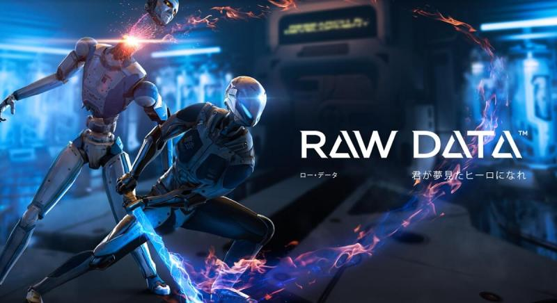Raw Data from Survios is now on the Oculus Touch.