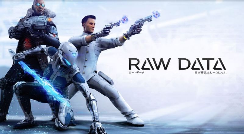 Raw Data has cross-platform multiplayer for both Oculus and Vive.