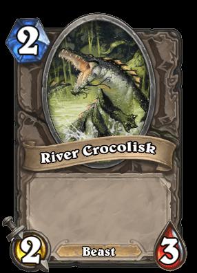River Crocolisk.