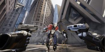 Epic releases Robo Recall as a free VR game on the Oculus Rift