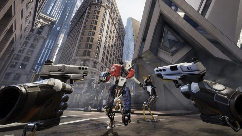 Robo Recall is a free title on the Oculus Rift and Touch.