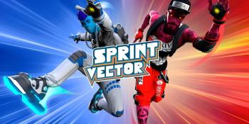 Survios announces Sprint Vector VR game that will tire you out