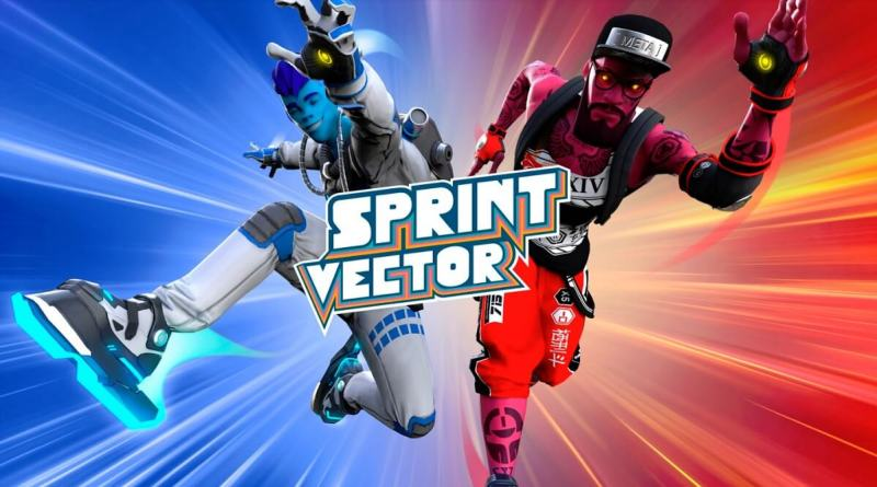 Sprint Vector gets you to move your arms in VR to make your character run.
