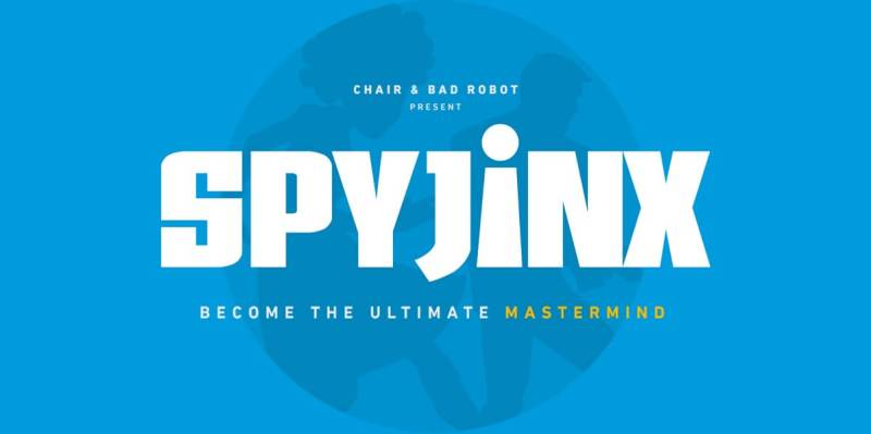 J.J. Abrams is working with Epic's Chair, the making of Infinity Blade, on Spyjinx.