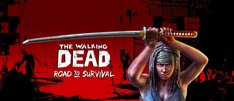 The Walking Dead: Road to Survival has 34 million downloads.