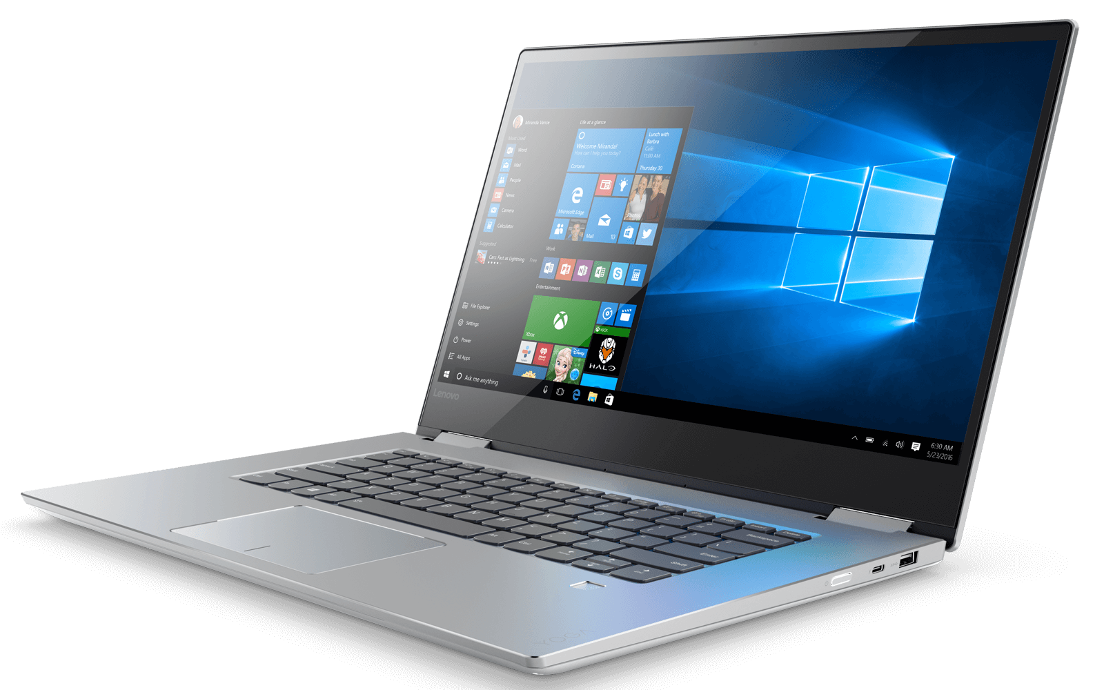 Lenovo Announces New Windows 10 Laptops And Android