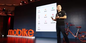 Mobike strikes Tencent deal to bring bike-sharing to WeChat users in China