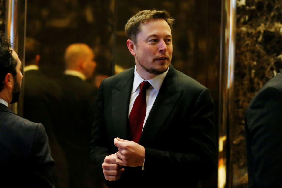 Elon Musk thinks automated manufacturing will help make Tesla worth as much as Apple