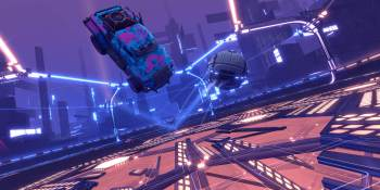 Rocket League is NBC's test drive for esports