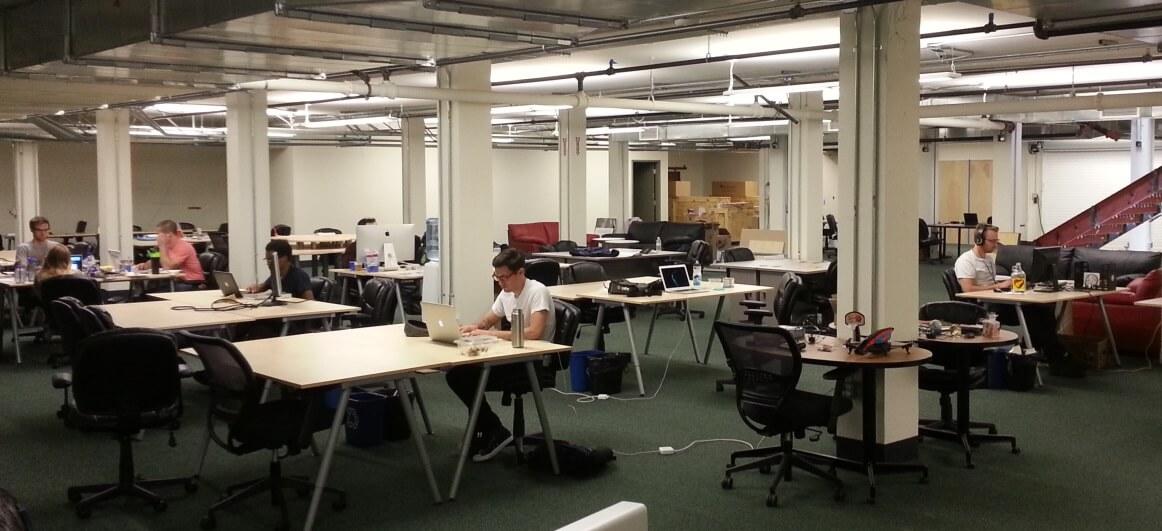 Boost VC Office - San Mateo, CA