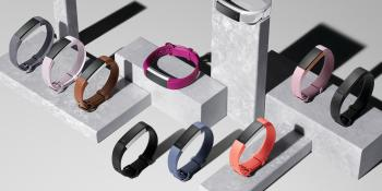 Fitbit's new Alta wristband has a built-in heart-rate tracker