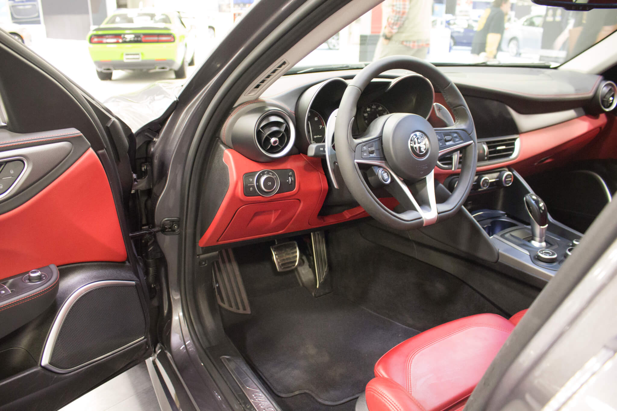 Transportation, Connected Cars, Alfa Romeo