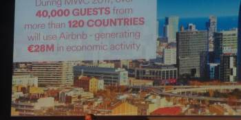 Amid escalating battle with Barcelona, Airbnb sends policy chief to plead its case