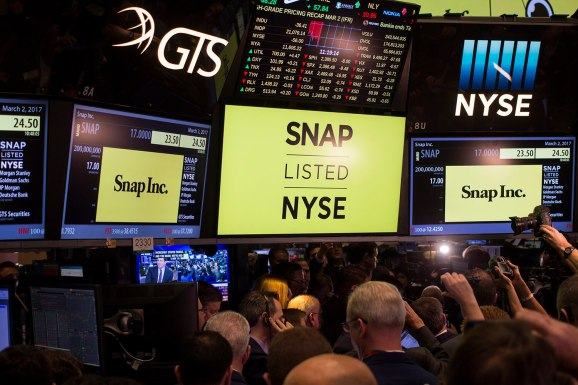 Techmeme: Snap opens its Marketing API, which lets third