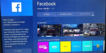 ProBeat: I can't wait to watch TV on Facebook