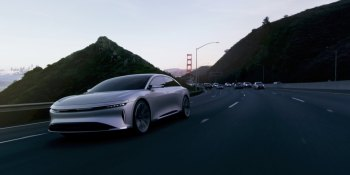 Tesla competitor Lucid will sell its car for $60,000