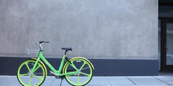 Bike-sharing startup LimeBike raises $12 million led by Andreessen Horowitz