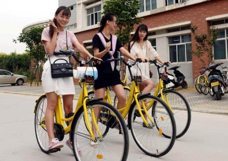 Ofo raises $700 million as the bike-sharing battle heats up