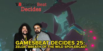 Does The Legend of Zelda: Breath of the Wild end with a whimper? GamesBeat Decides