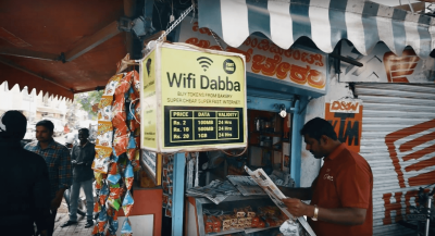 Wifi Dabba wants to help stores in India provide low-cost