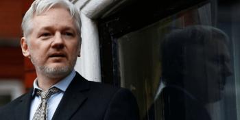 U.S. prosecutors get indictment against Wikileaks founder Julian Assange