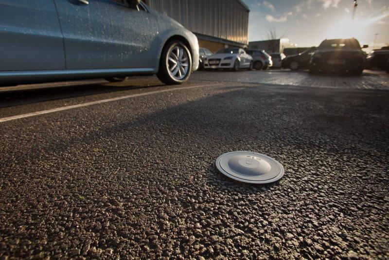 Smart Parking Sensor