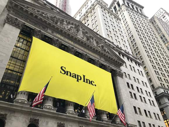 Snap ipo price now