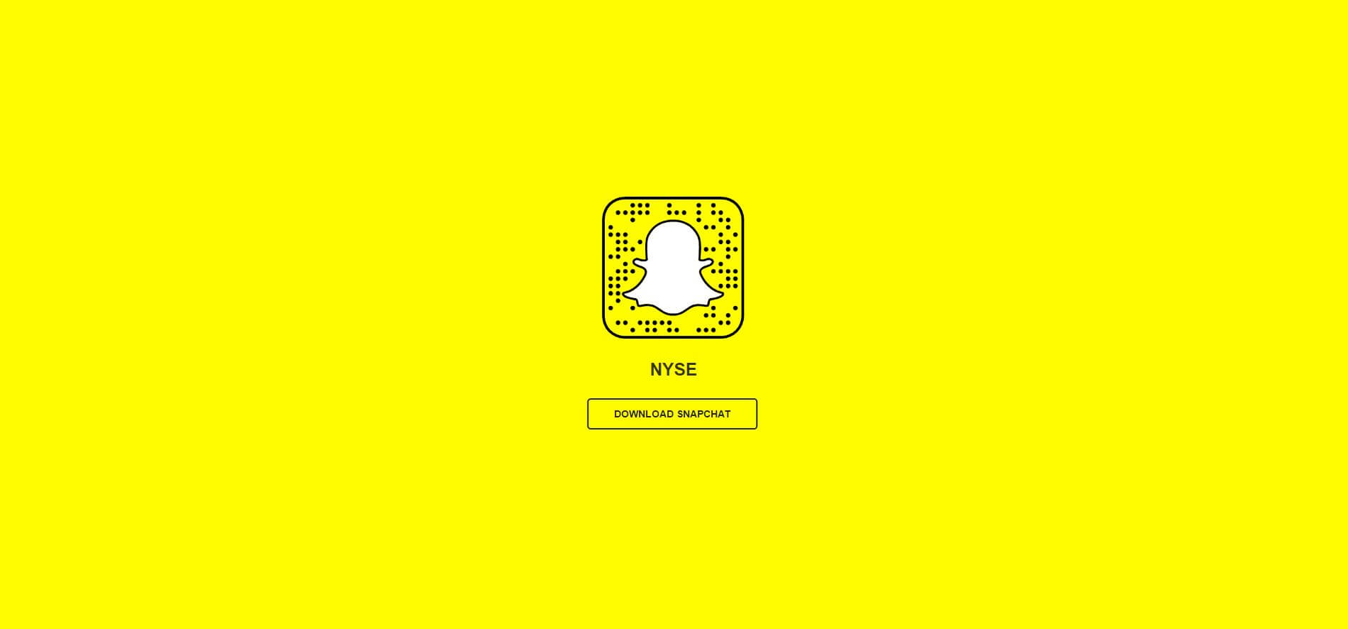 Snap Officially Sets Stock Price At 17 Raising 34 Billion In Ipo