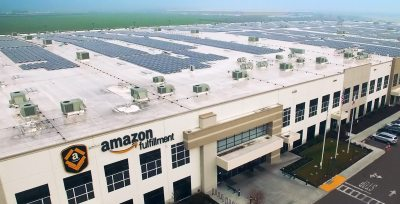 Amazon's first fulfillment center in New York state is