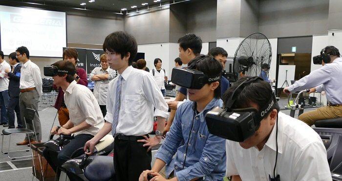 Tokyo VR Startups Demo Day - June 2016