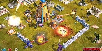 Transformers: Earth Wars gets 10 million downloads in a 'strong first year'