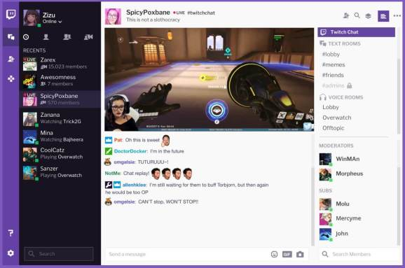 Twitch and its chat are strong targets for affiliate marketing.