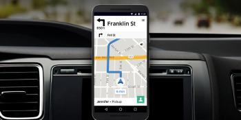 Uber revamps navigation for drivers, now includes in-app navigation on Android, night-themed maps, more