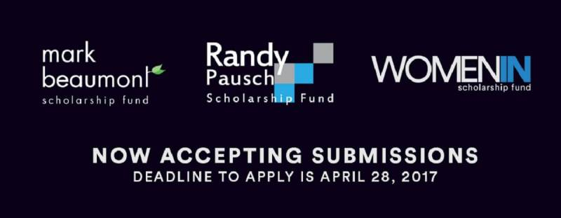 AIAS scholarships are open for submissions.