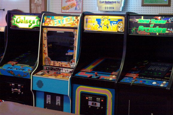Vintage Arcade Games >> Donkey Kong S Failing Liver What The Death Of The Crt Display
