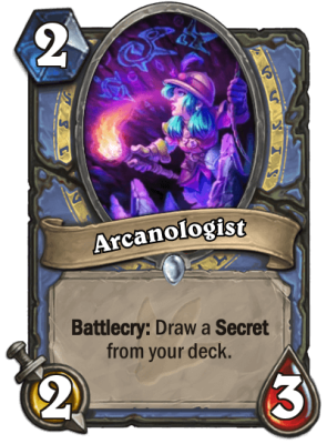 Arcanalogist.