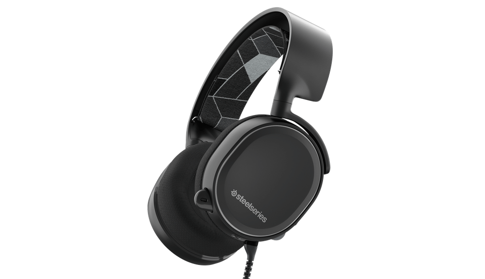 You should consider the SteelSeries Arctis 3 headset.