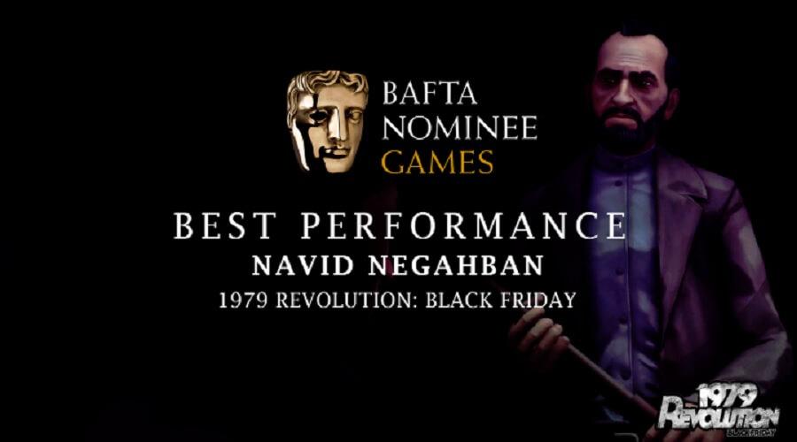 BAFTA has nominated Navid Negahban for best performer.