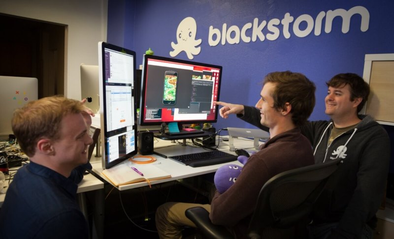 Blackstorm Labs in Mountain View, Calif.