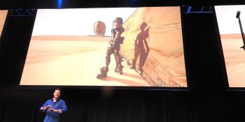 Gearbox CEO Randy Pitchford teases new Borderlands game at Epic event