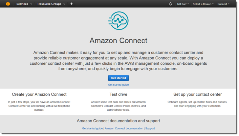 how to connect amazon affiliate with amazon aws