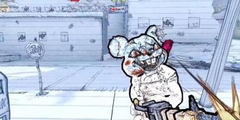 David Jaffe shows off a not-so-superficial arena shooter Drawn to Death