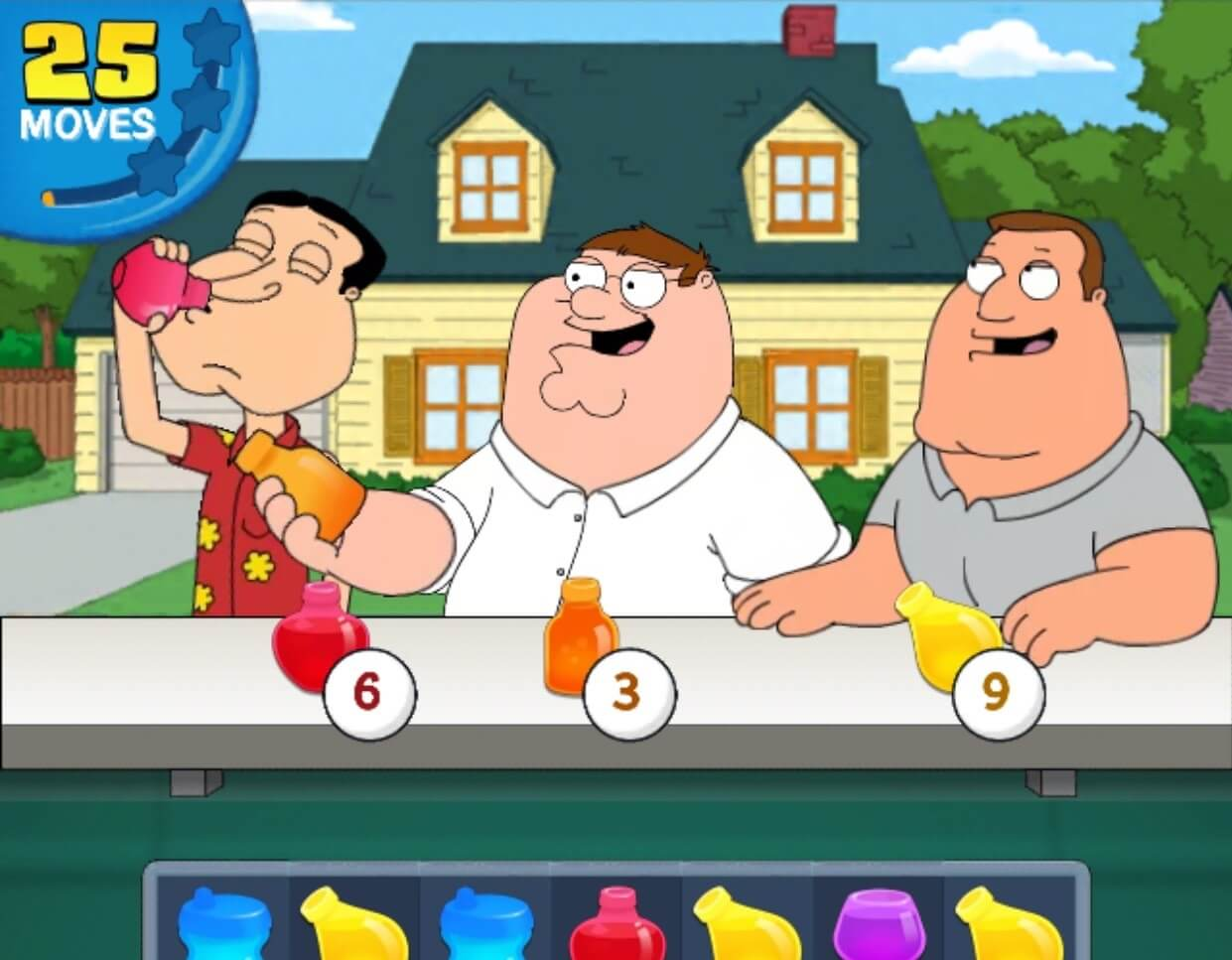 Family Guy: Another Freakin' Mobile Game attempts to bring