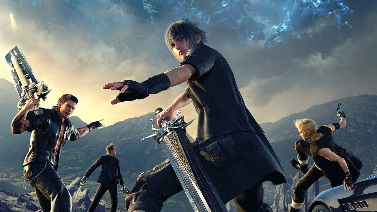 Final Fantasy XV is coming to PC in early 2018