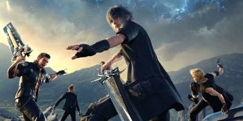 Watch Final Fantasy XV running at 4K and 60 FPS on PC