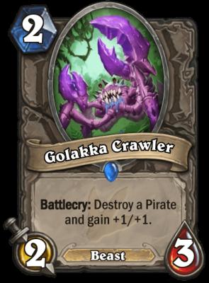 Golakka Crawler.