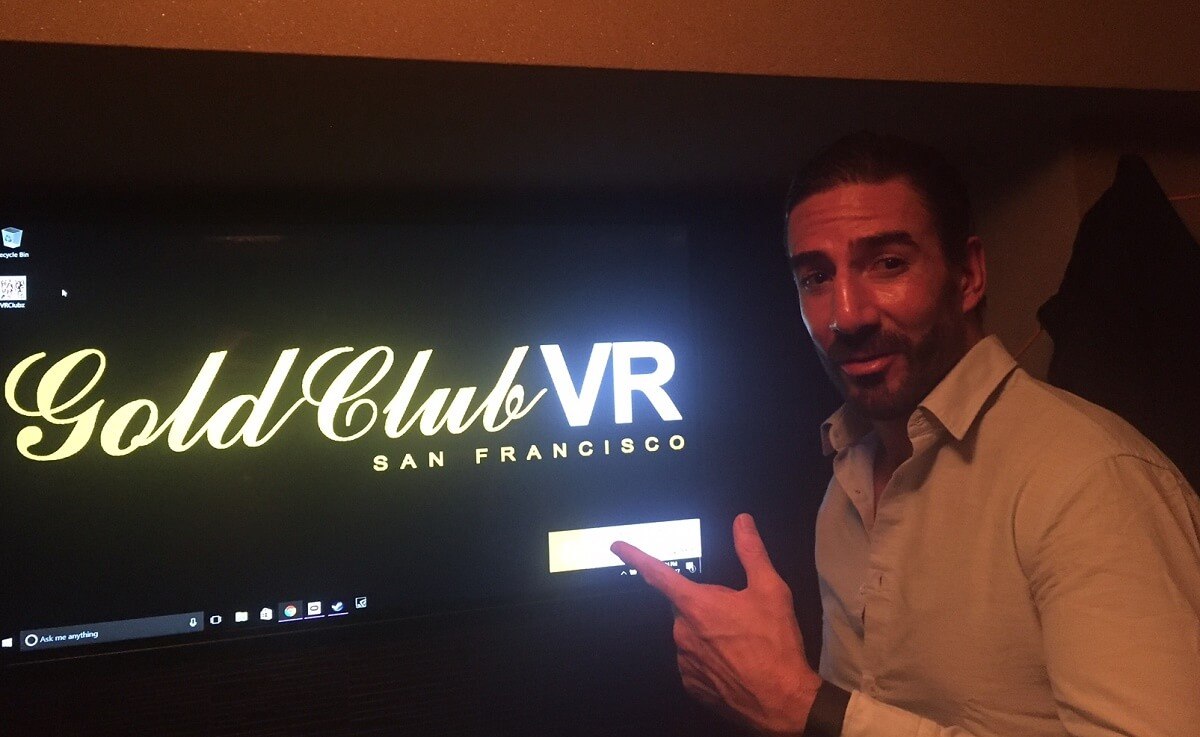 Gold Club SF VR ushers in realistic virtual reality for
