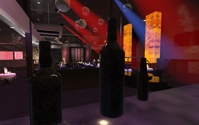 The Gold Club SF remade in VR.