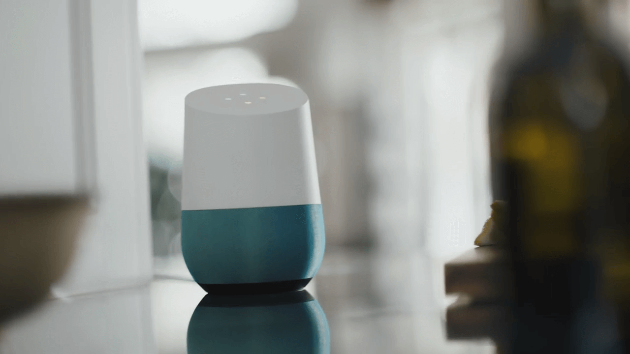 how to change network on google home