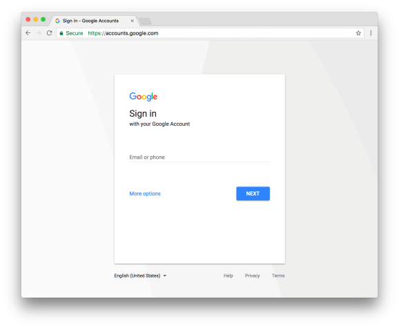 Google will change the look of its sign in pages in the next few google will change the look of its sign in pages in the next few weeks stopboris Choice Image